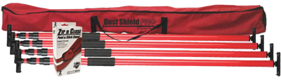 Dust Shield Pro Containment Kit