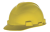 MSA V-Gard Cap Style Hard Hat with Ratchet Suspension