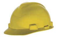 MSA V-Gard® Cap Style Hard Hat with Ratchet Suspension