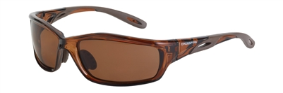 Radians Crossfire Infinity Polarized Safety Eyewear