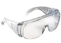 "Radians Chiefâ""¢ OTG Clear Safety Eyewear"