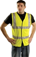 Deluxe Flame Resistant Safety Vest
