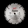 "Milwaukee 5-3/8"" Circular Saw Blade"
