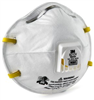 3M #8210V N95 Dust Mask With Exhalation Valve