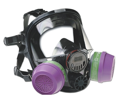 Honeywell North 7600 Series Full Face Respirator