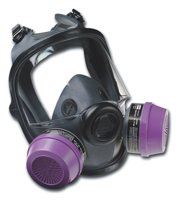 Honeywell North 5400 Series Full Face Respirator
