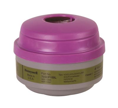 North P100 Multi Purpose Respirator Filter 2 Pk