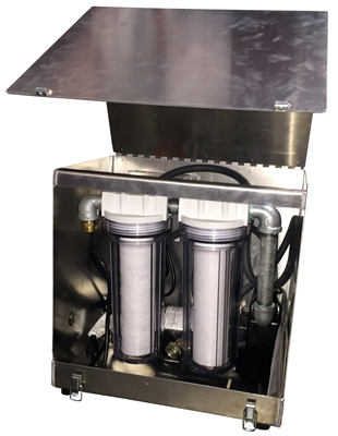Portable 2-Stage Hydro Filtration Unit