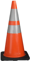 Orange Safety Cone