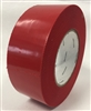 "2"" Red Poly Tape"