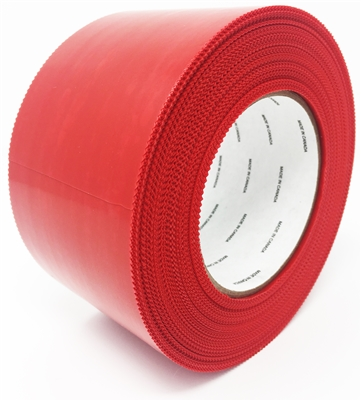 "3"" Red Poly Tape"