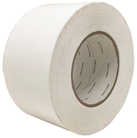 "3"" White Poly Tape"