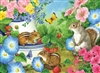 Chippy Chappies (Family) Easy Handling 275 pc jigsaw puzzle by Cobble Hill Puzzle Co.