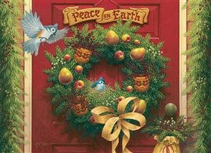 1000pc Peace on Earth Christmas jigsaw puzzle | 80008 | Cobble Hill Puzzle Co