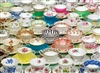 80034 1000 piece Teacups best selling jigsaw puzzle | Cobble Hill Puzzle Company