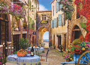 1000pc French Village jigsaw puzzle | 80079 | Cobble Hill Puzzle Co