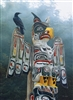 1000pc Totem Pole in the Mist jigsaw puzzle | Cobble Hill Puzzle Co