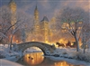 1000pc Winter in the Park jigsaw puzzle | 80241 | Cobble Hill Puzzle Company