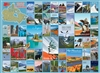 National Parks and Reserves of Canada 1000 Piece Puzzle by Cobble Hill Puzzle Co