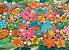 Tropical Cookies 1000 Piece Puzzle by Cobble Hill Puzzle Co