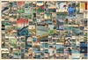100 Famous Views of Edo 2000 Piece Puzzle by Cobble Hill Puzzle Co
