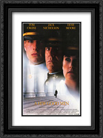 A Few Good Men 18x24 Black Ornate Framed and Double Matted Art Print by Movie Poster