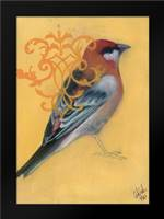 Bird Study I: Framed Art Print by Adkin, Arielle