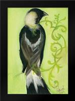 Bird Study III: Framed Art Print by Adkin, Arielle