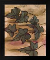 Leaves I: Framed Art Print by Adkin, Arielle