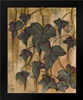 Leaves II: Framed Art Print by Adkin, Arielle