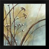 Fall Meadow III: Framed Art Print by Adams, J.