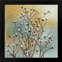 Fall Meadow IV: Framed Art Print by Adams, J.