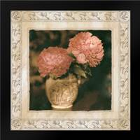 English Peony I: Framed Art Print by Arduini, JoAnn T.