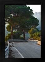 Winding Road II: Framed Art Print by Arduini, JoAnn T.