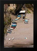 Boats Beach I: Framed Art Print by Arduini, JoAnn T.