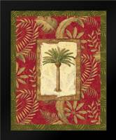 Exotica Palm II: Framed Art Print by Audrey, Charlene