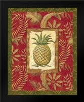 Exotica Pineapple: Framed Art Print by Audrey, Charlene