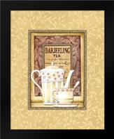 Darjeeling Tea: Framed Art Print by Audrey, Charlene