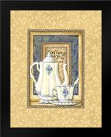 Earl Grey: Framed Art Print by Audrey, Charlene
