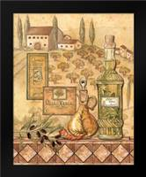 Flavors of Tuscany I: Framed Art Print by Audrey, Charlene