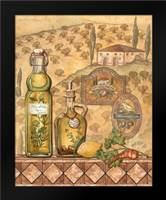 Flavors of Tuscany II: Framed Art Print by Audrey, Charlene