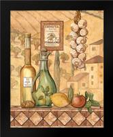 Flavors of Tuscany IV: Framed Art Print by Audrey, Charlene