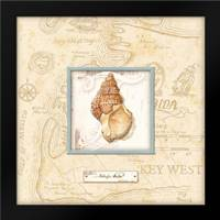 Sea Treasure I: Framed Art Print by Audrey, Charlene