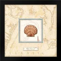 Sea Treasure II: Framed Art Print by Audrey, Charlene
