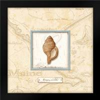 Sea Treasure IV: Framed Art Print by Audrey, Charlene