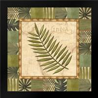 Tropical Leaf I: Framed Art Print by Audrey, Charlene