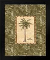 Vintage Palm III: Framed Art Print by Audrey, Charlene