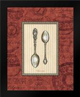 Spoon: Framed Art Print by Audrey, Charlene