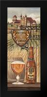Belgium Beer: Framed Art Print by Audrey, Charlene