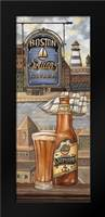 American Beer: Framed Art Print by Audrey, Charlene